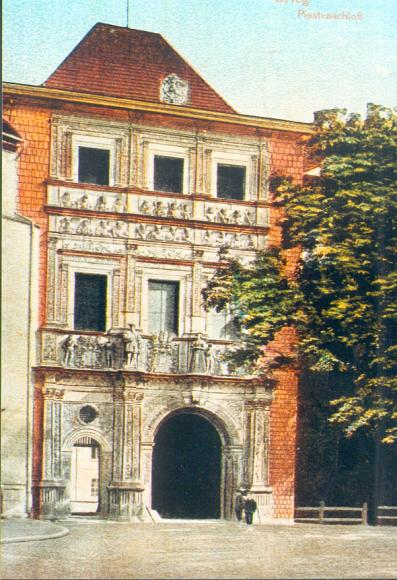 Brama Zamkowa