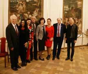 Najazd Poetów na Zamek 2017
