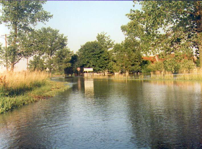 Nowa Mała Wieś kolo Kantorowic 10.07.1997