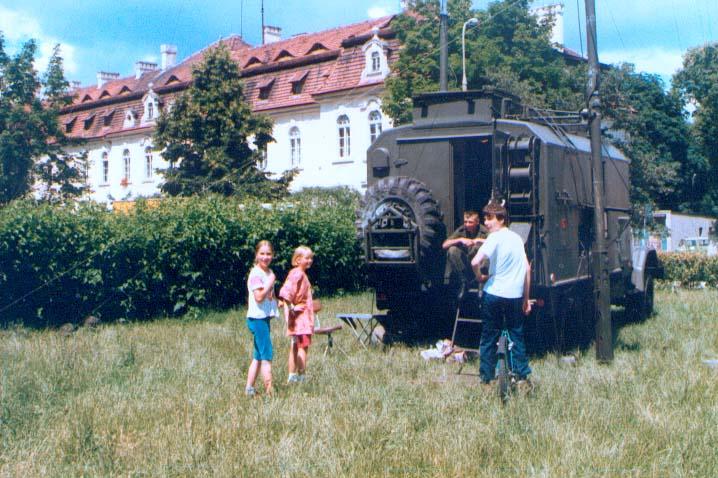 Stacja przekazywania wydarzeń 11.07.1997