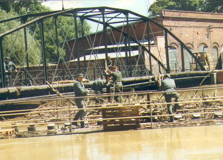 To co woda naniosła 11.07.1997