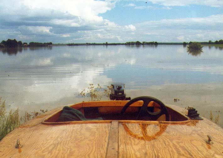 zalane pola pod Pisarzowicami, 11.07.1997,godz.14.00
