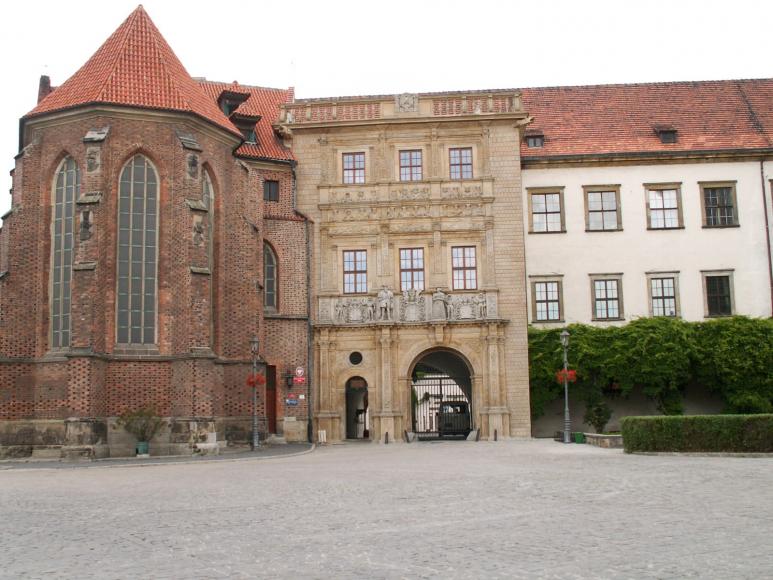 Zamek Piastów Śląskich