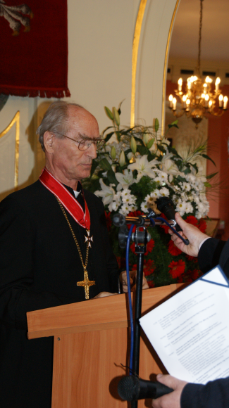 biskup opolski Alfons Nosol
