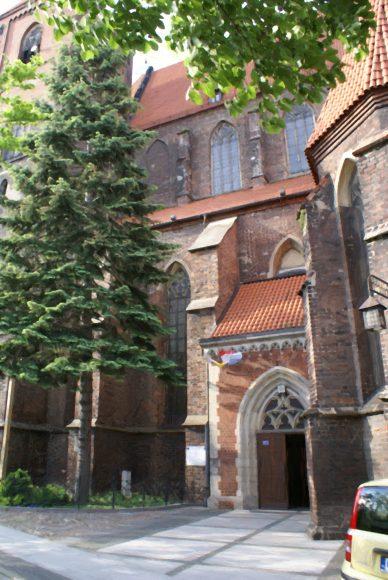 kościół św. Mikołaja 1