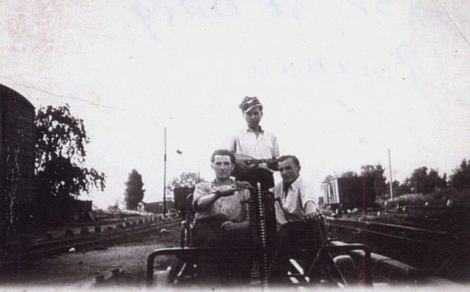 Brzeg 1953 r. bocznica