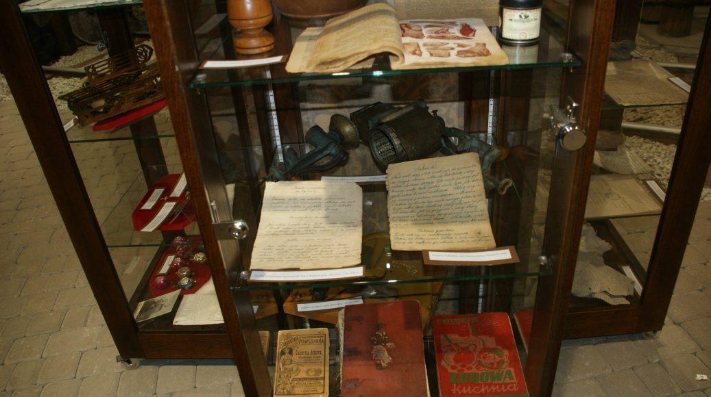 Wystawa w Muzeum Piastów Śląskich w Brzegu - archiwum kresowe