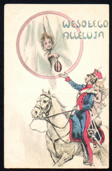 wielkanocne pocztówki 2