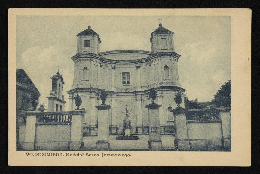 Kościół katolicki we Włodzimierzu Wołyńskim